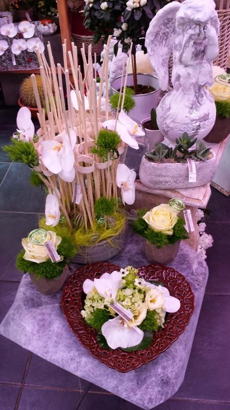 Bouquet de fleurs à Bellac | Alizeelise Fleurs